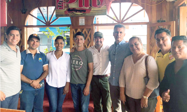 En San Cristóbal CREO continúa su trabajo territorial con las autoridades seccionales