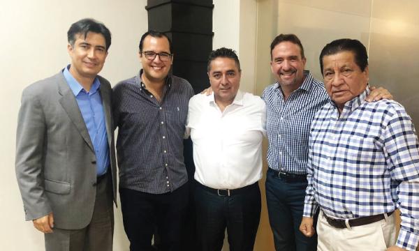 Raúl Delgado nuevo presidente de la Asociación de Municipalidades del Ecuador