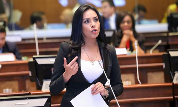 Asamblea Nacional censura y destituye a José Tuárez, Victoria Desintonio, Walter Gómez y Rosa Chalá