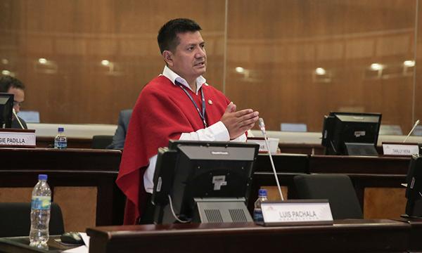 Asamblea Nacional aprueba resolución que promueve el Desarrollo del corredor vial «Ambato-Guaranda-Babahoyo» presentado por el asambleísta Luis Pachala