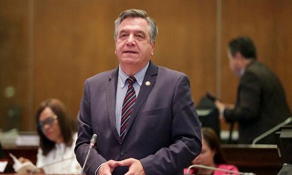 Asambleísta Patricio Donoso: «Todos los caminos llevan a desaparecer el CPCCS».