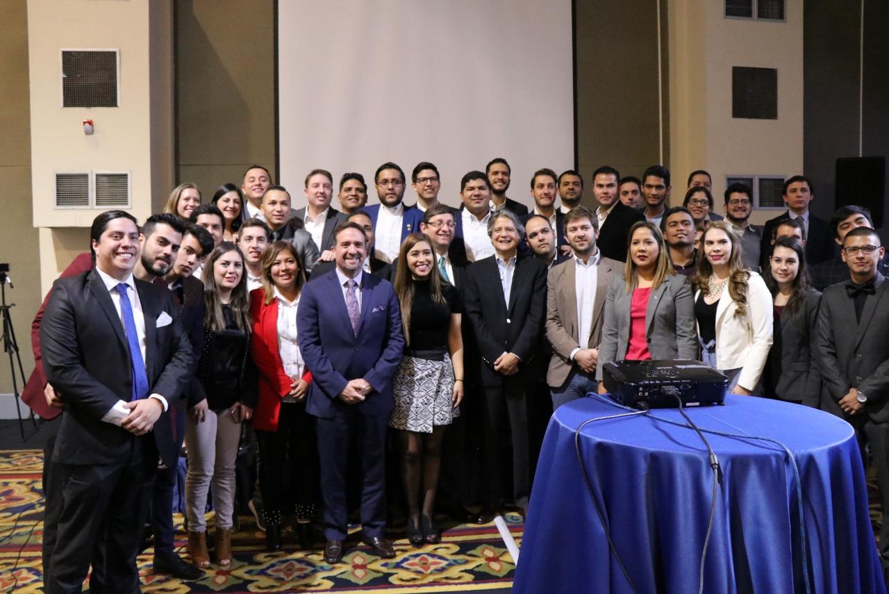CREO participará en el encuentro de juventudes de la Unión de partidos latinoamericanos