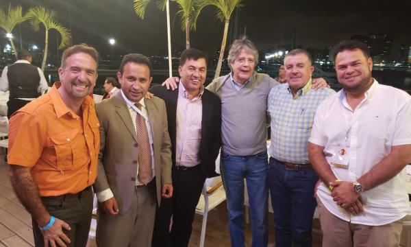 Santa Elena fue la siguiente provincia visitada por Guillermo Lasso en sus recorridos por el Ecuador.