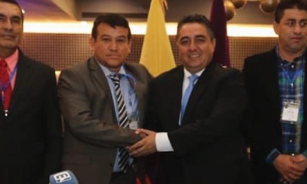 Alcalde de CREO nombrado Coordinador Regional de la Asociación de Municipalidades del Ecuador
