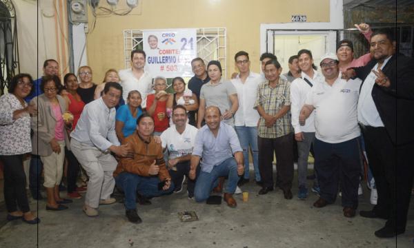 Movimiento CREO reactiva la apertura de Comités Barriales en Guayaquil