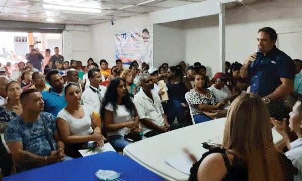 CREO reconoce la gestión legislativa de su Asambleísta por la provincia de Esmeraldas