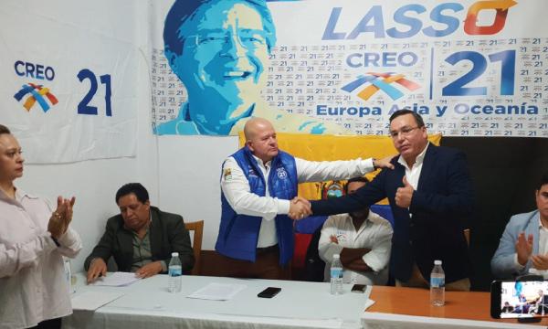 CREO Europa fortalece su unidad territorial y apunta sus esfuerzos a la victoria en el 2021