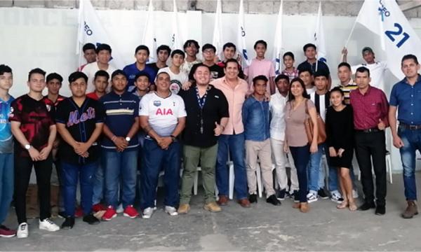 Jóvenes CREO Santa Rosa acelera el trabajo territorial en El Oro para el 2021