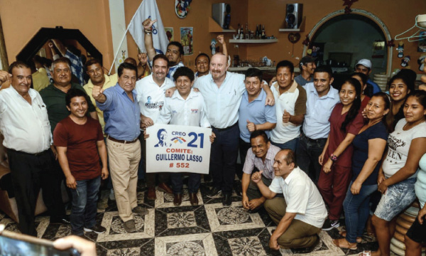Desde Flor de Bastión continúa la conformación de Comités Barriales en Guayaquil