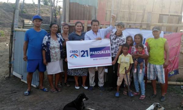 Desde Monte Sinaí en Guayaquil CREO continúa su proceso de fortalecimiento territorial