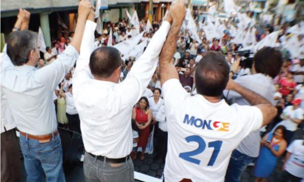 Bolívar, Chimborazo y Guayas en la agenda semanal para el recorrido territorial de CREO