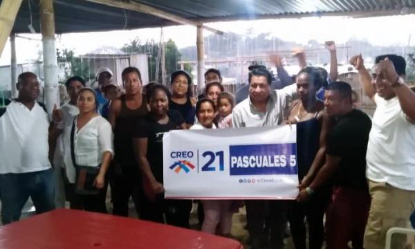 Desde Ciudad de Dios CREO Guayaquil continúa construyendo su estructura para el 2021
