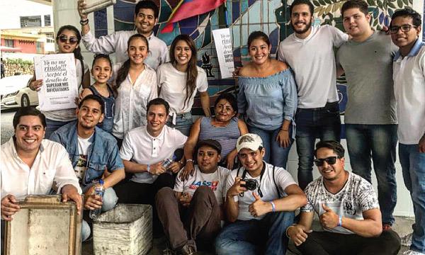Desde el cantón Durán Jóvenes CREO prepara proceso de capacitación a emprendedores