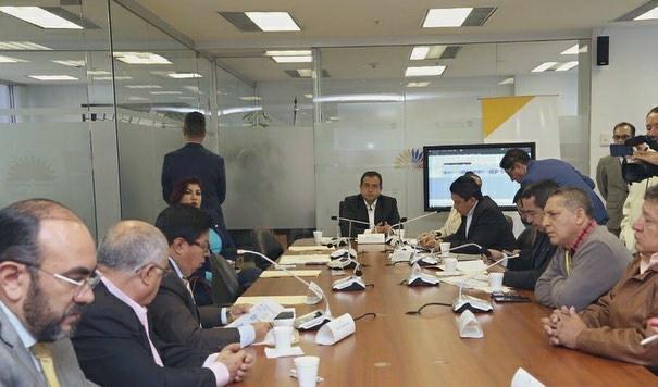 Comisión de Jubilados defiende el pago de la jubilación especial a los trabajadores de la industria del cemento.
