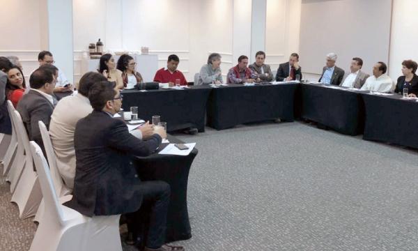 Bloque Legislativo de CREO planifica acciones para fortalecer el trabajo territorial