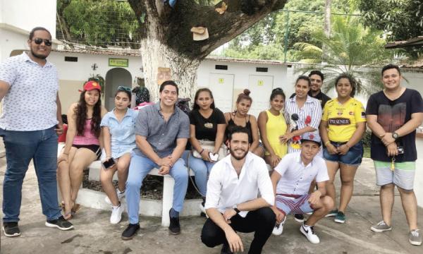 Los Jóvenes CREO trabajan en Yaguachi para fortalecerse rumbo al 2021