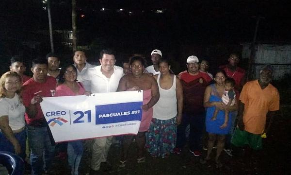 En Pascuales CREO Guayaquil fortalece su trabajo territorial y multiplica sus dirigentes