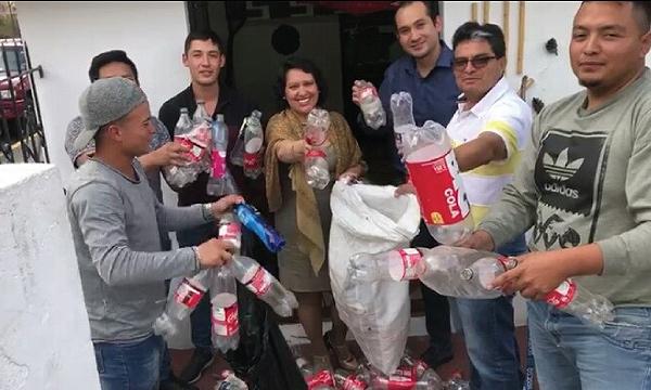 CREO Quito arranca su campaña de responsabilidad social con un programa de reciclaje