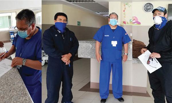 En Cevallos CREO agradece a Guillermo Lasso y #SalvarVidasEC por la donación de insumos médicos