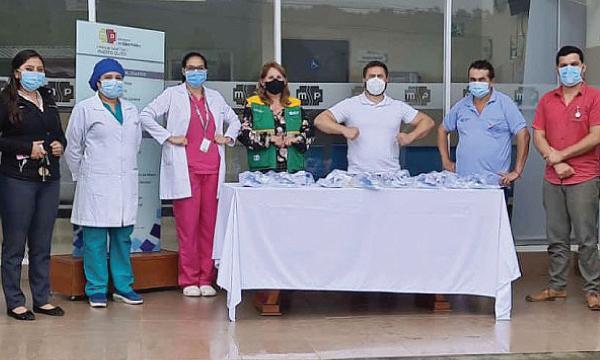 Puerto Quito agradece a Guillermo Lasso por la entrega de ventiladores para pacientes de Covid