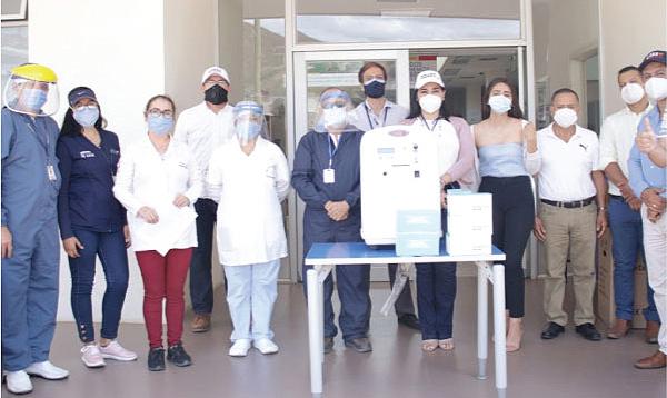 Portovelo recibe ayuda de la iniciativa #SalvarVidasEC