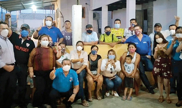 Propuestas del binomio Lasso-Borrero se difunde en Portoviejo