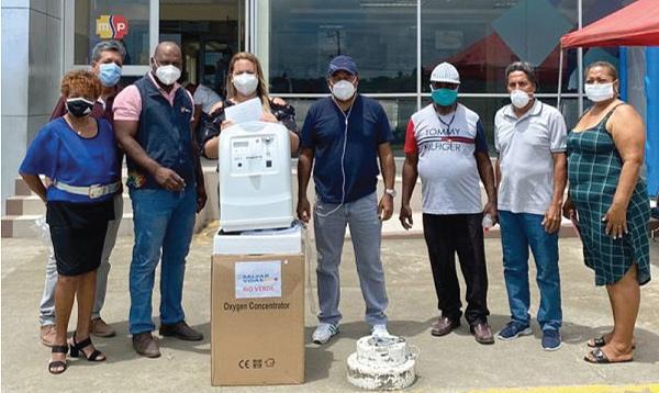Río Verde CREO recibió nueva ayuda de la iniciativa Salvar Vidas