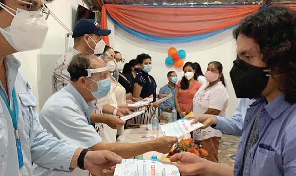 Desde la provincia de El Oro capacitación y trabajo territorial fortalece la campaña Lasso 2021