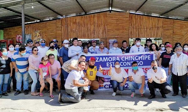 Propuestas del Binomio Lasso – Borrero se difunde en Yanzatza