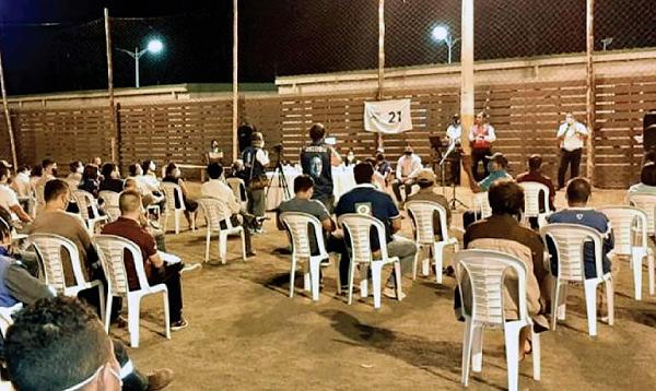 Las propuestas del binomio Lasso – Borrero se difunde en Andrés Vera