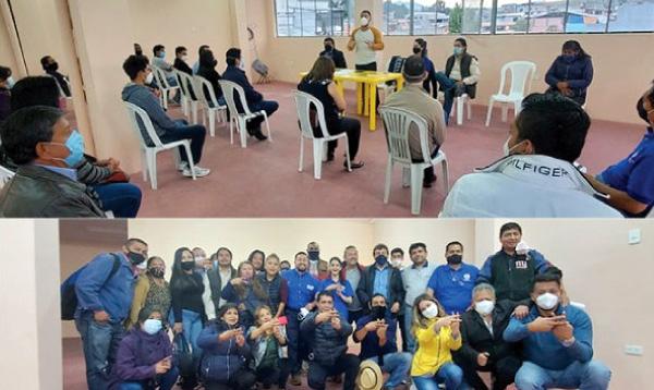 CREO Quito trabaja en planificación electoral para el 2021
