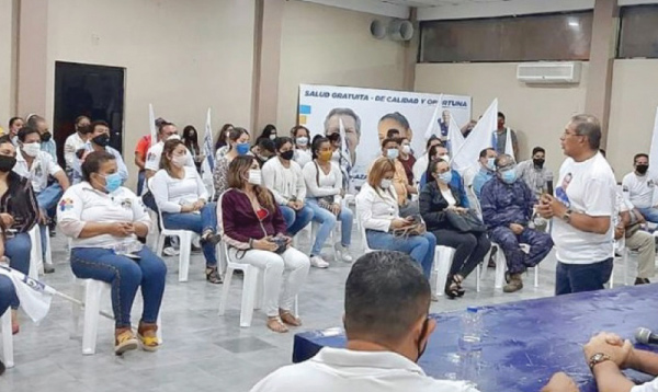 Candidatos del Distrito Sur de Manabí compartieron las propuestas del cambio