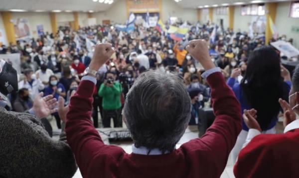 El Sur de Quito apoya el cambio se viene con el binomio Lasso-Borrero