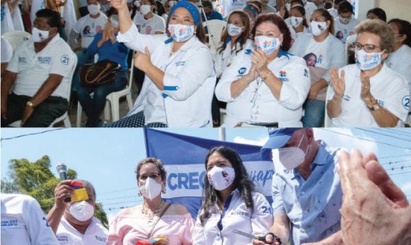 CREO cuenta con nueva central política en Jipijapa