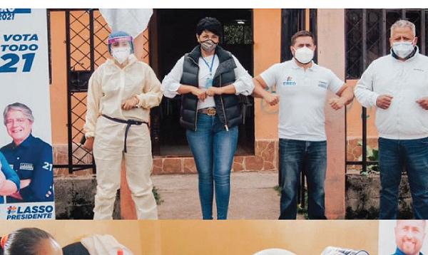 CREO realizó brigadas médicas al sur de Quito