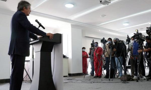 Lasso: hay que fortalecer a la policía y luchar contra la delincuencia