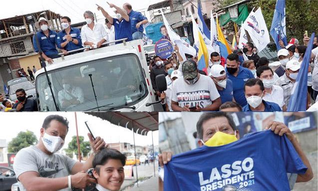 Distrito 2 de Guayaquil confirma que Lasso es el nuevo presidente