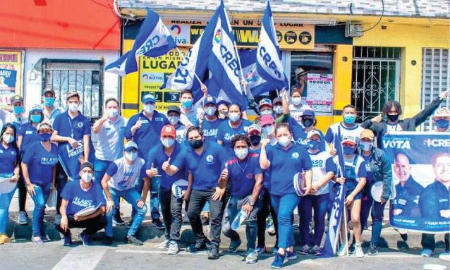Candidatos del Distrito 1 intensifican campaña al sur de Guayaquil