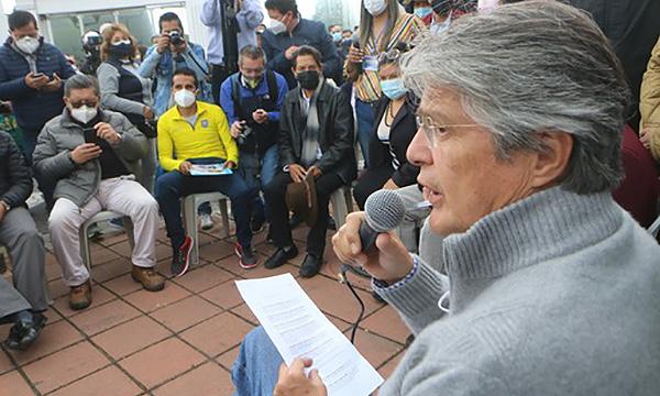 Lasso condonará deudas de hasta 2mil de BanEcuador