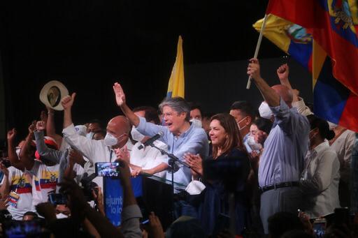 Guillermo Lasso Nuevo Presidente de todos los ecuatorianos