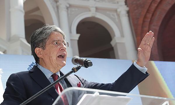 Guillermo Lasso y Alfredo Borrero recibieron credenciales como Presidente y Vicepresidente de Ecuador