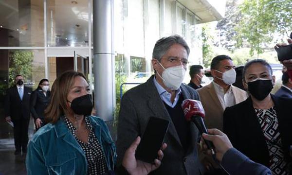 Guillermo Lasso ratificó a Tanya Varela como Comandante General de la Policía