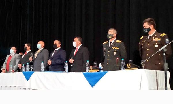 El nuevo gobernador de Carchi apunta a la vacunación y seguridad