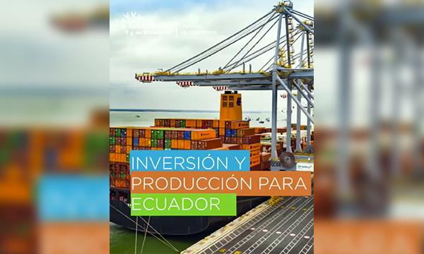 Inversión y producción para Ecuador