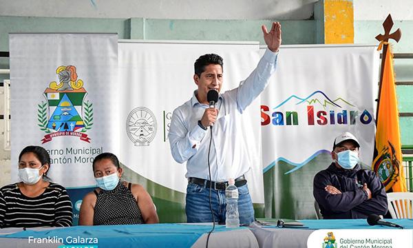Franklin Galarza fue elegido presidente de la AME