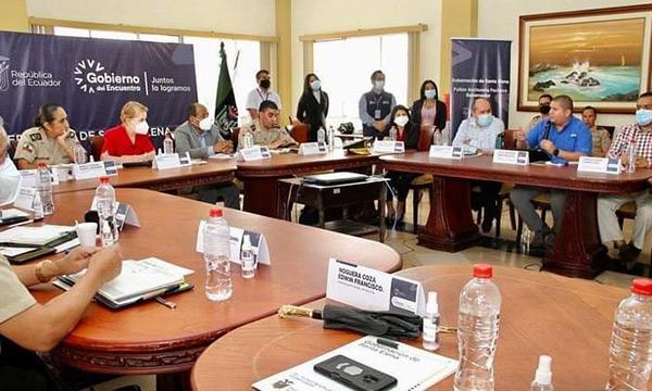 Se fortalece la seguridad en Santa Elena