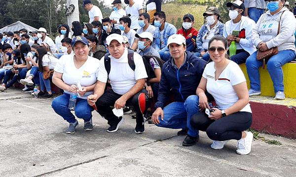 Gobernación de Bolívar trabaja en el Ecuador del Encuentro