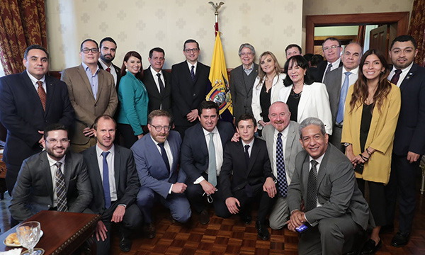 CREO presente en la Asamblea General de la Unión de Partidos Latinoamericanos